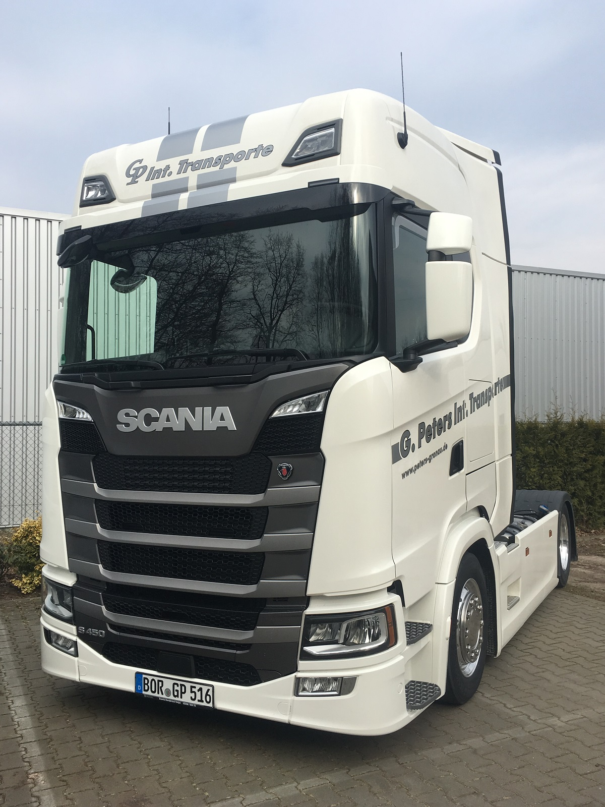 Scania Front 1